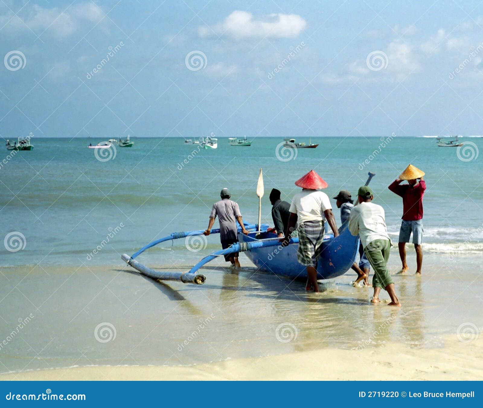 Fisherman, Bali Indonesia.