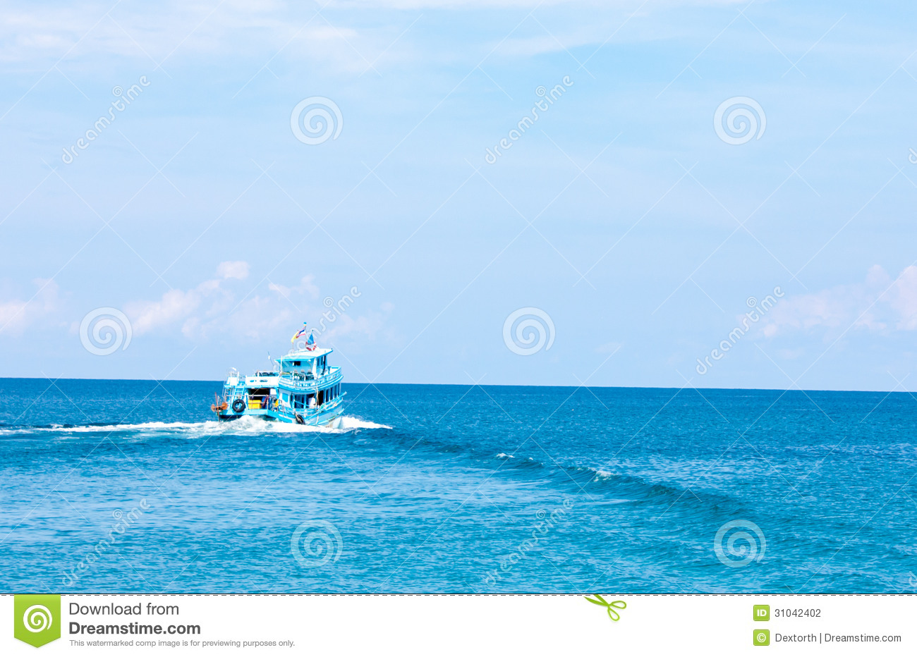 Stock Photography: Fisherman boat