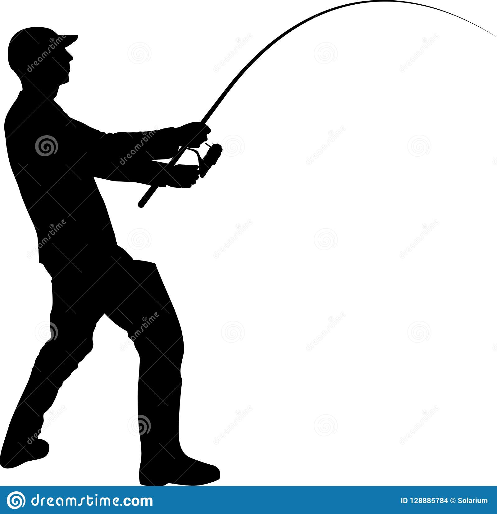Download Bent Fishing Rod Stock Illustrations 25 Bent Fishing Rod Stock Illustrations Vectors Clipart Dreamstime