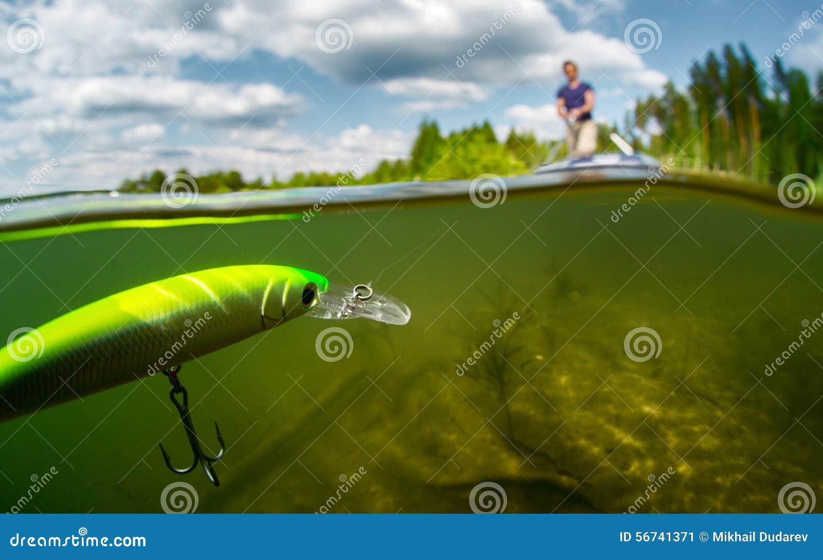 Fisherman stock photo image 56741371 for Split shot fishing