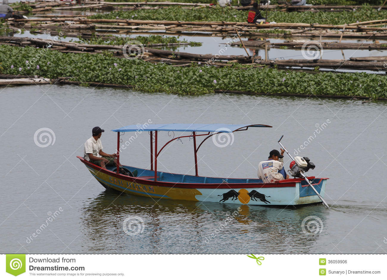 Fishermen Editorial Photo Image 36059906