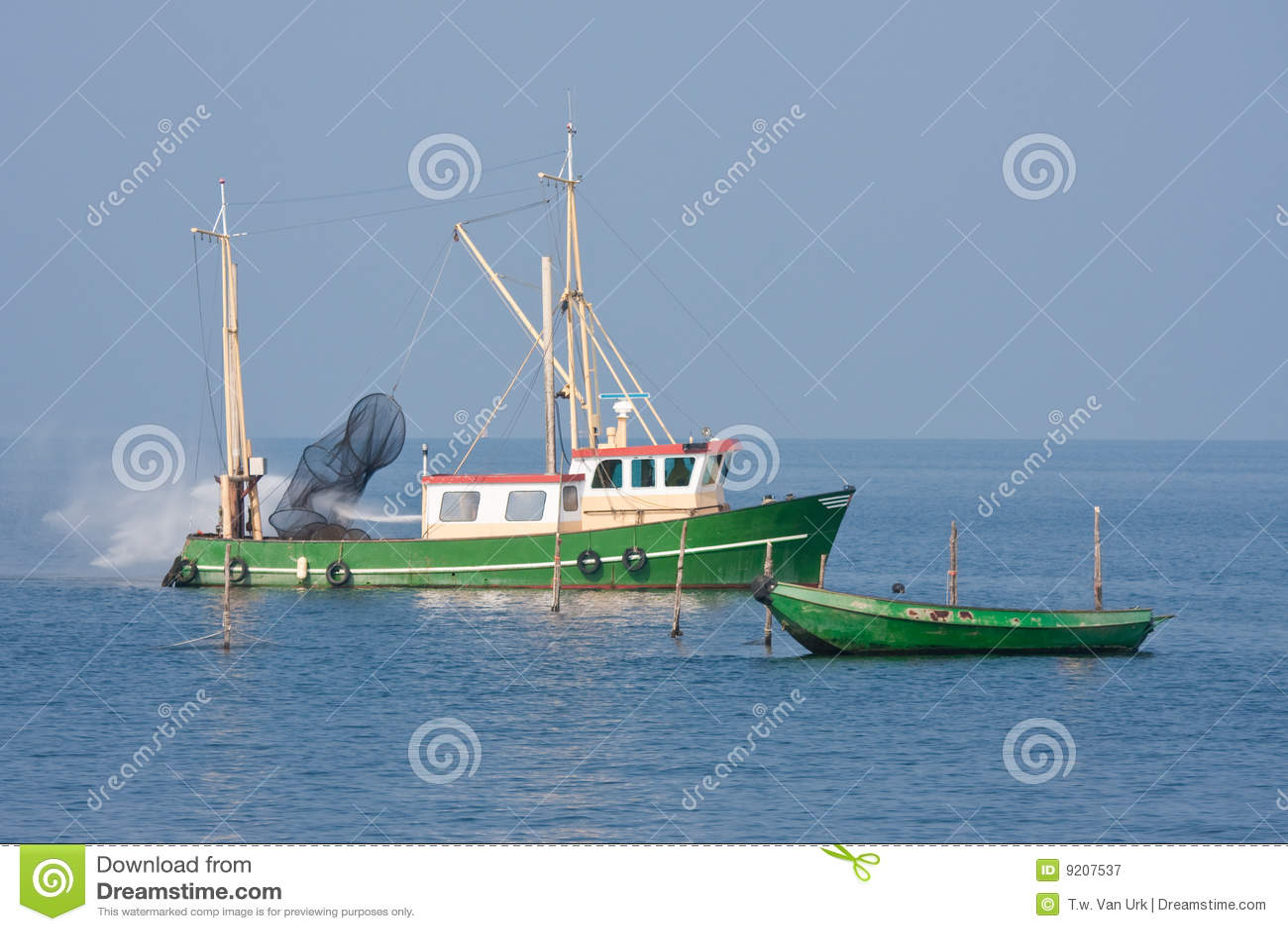 fishing boat prow of abundance how to make