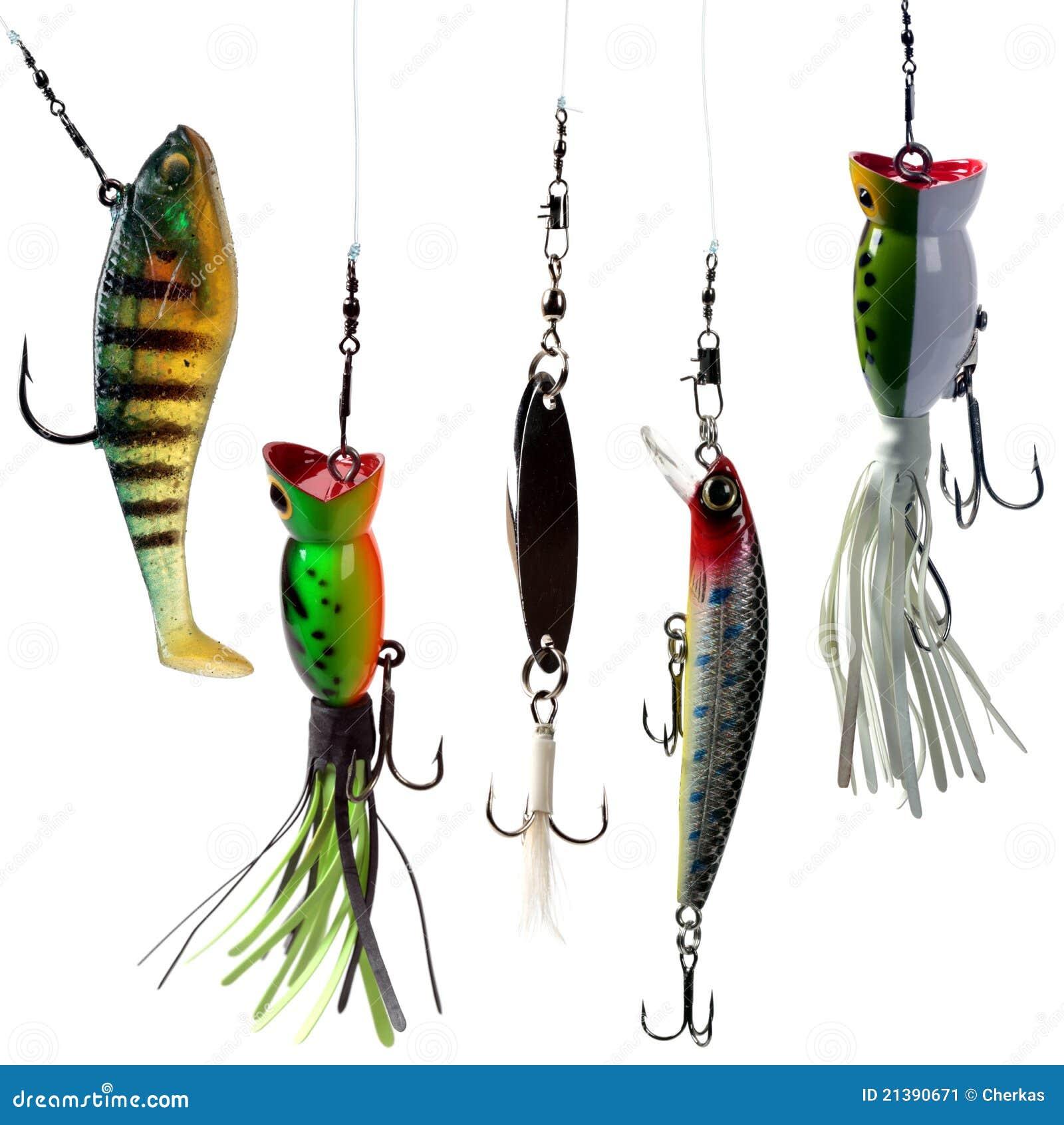 рыболовные снасти бело