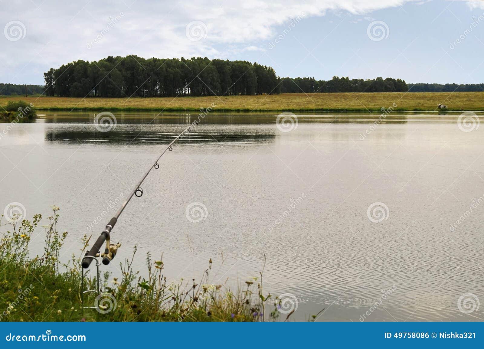 Fishing for River fishing pole