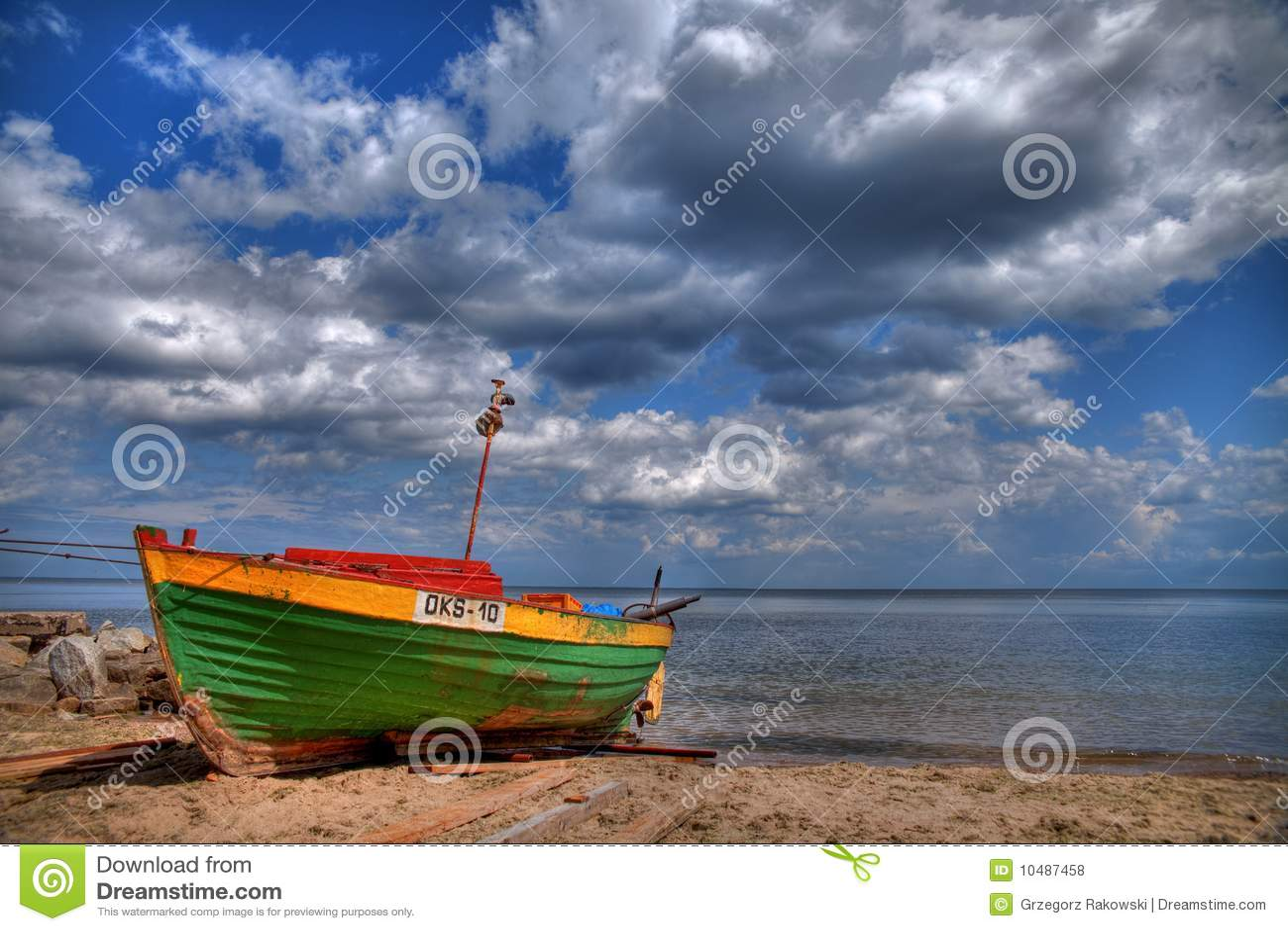 Fishing boat royalty free stock photos image 10487458 for Free fishing boats