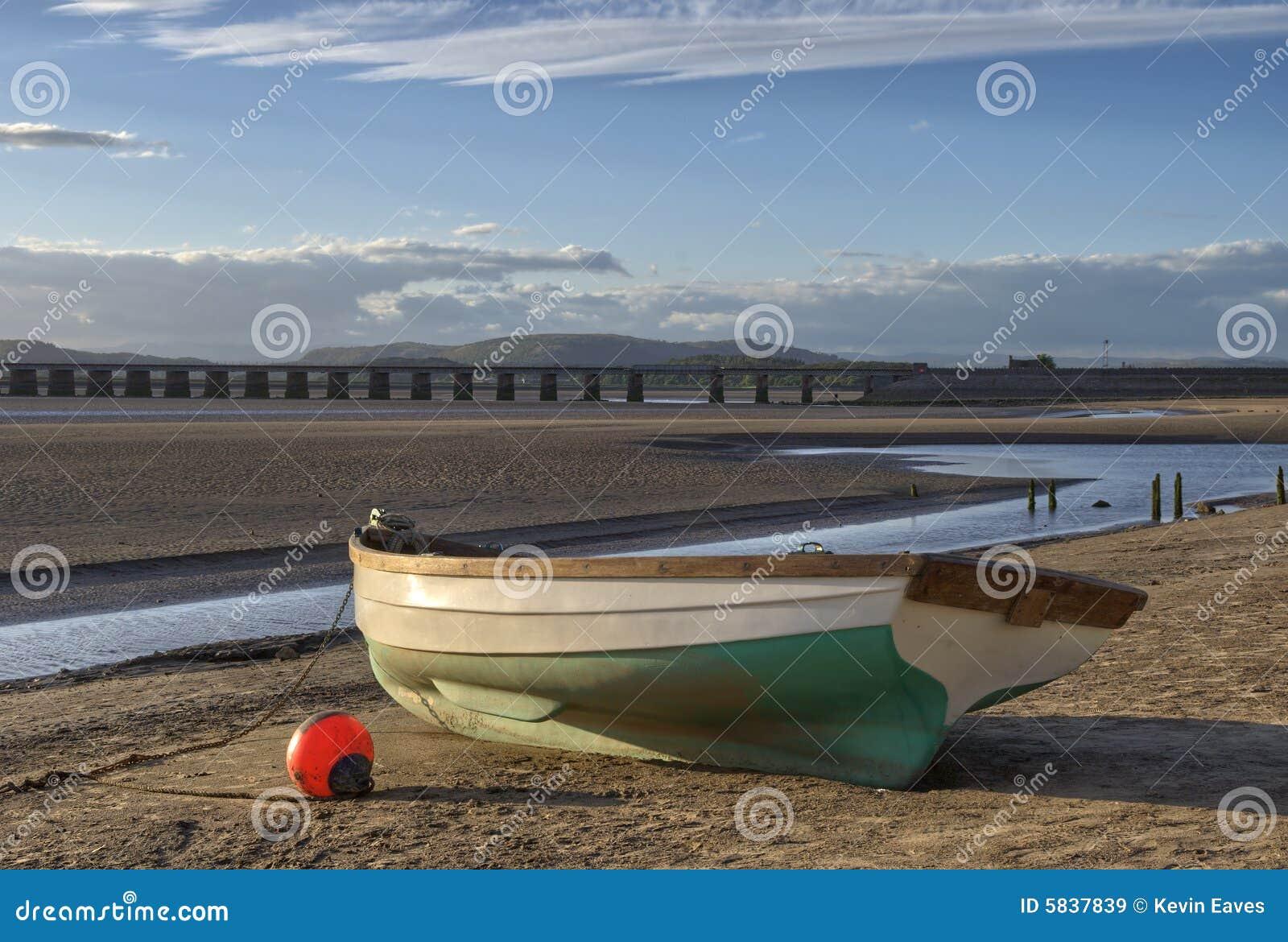Small Lake Fishing Boat