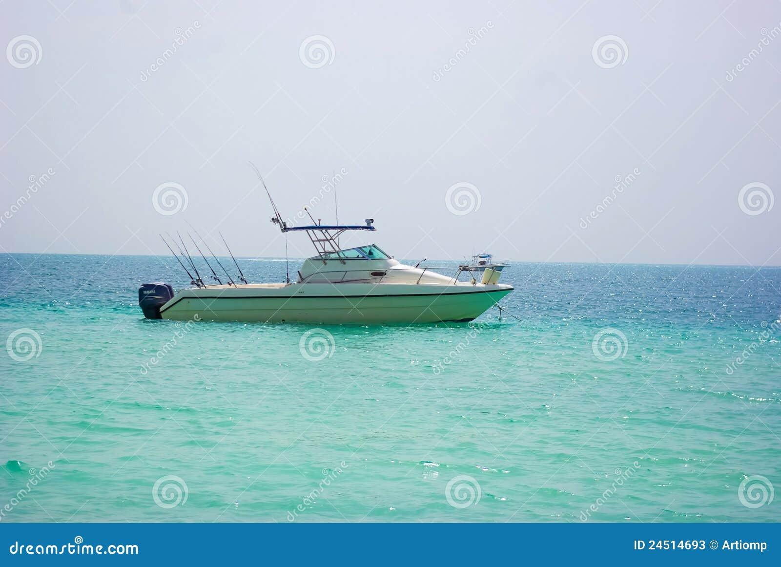 Fishing boat in dubai stock photos image 24514693 for Fishing in dubai