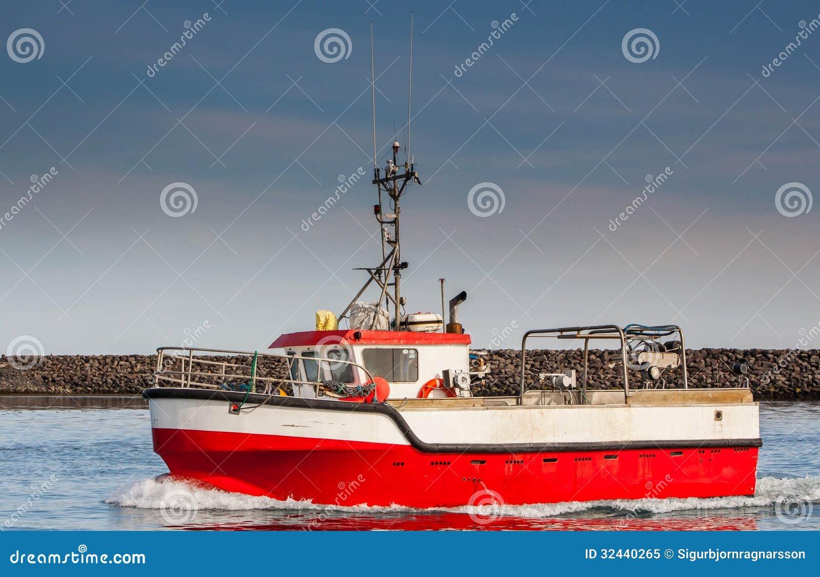 Fishing Boat Royalty Free Stock Photo - Image: 32440265