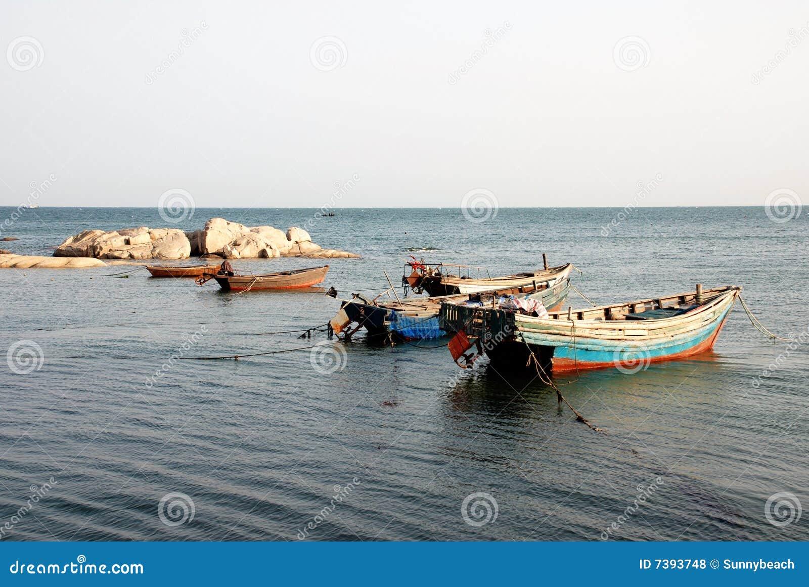 Fishing boats royalty free stock photos image 7393748 for Free fishing boats