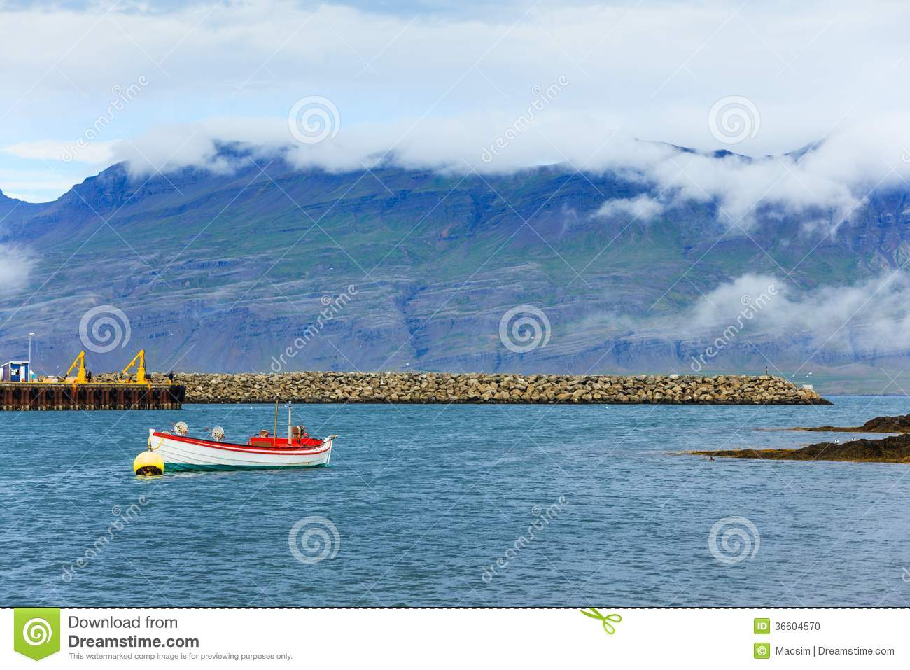 Fishing Boats Stock Photo - Image: 36604570