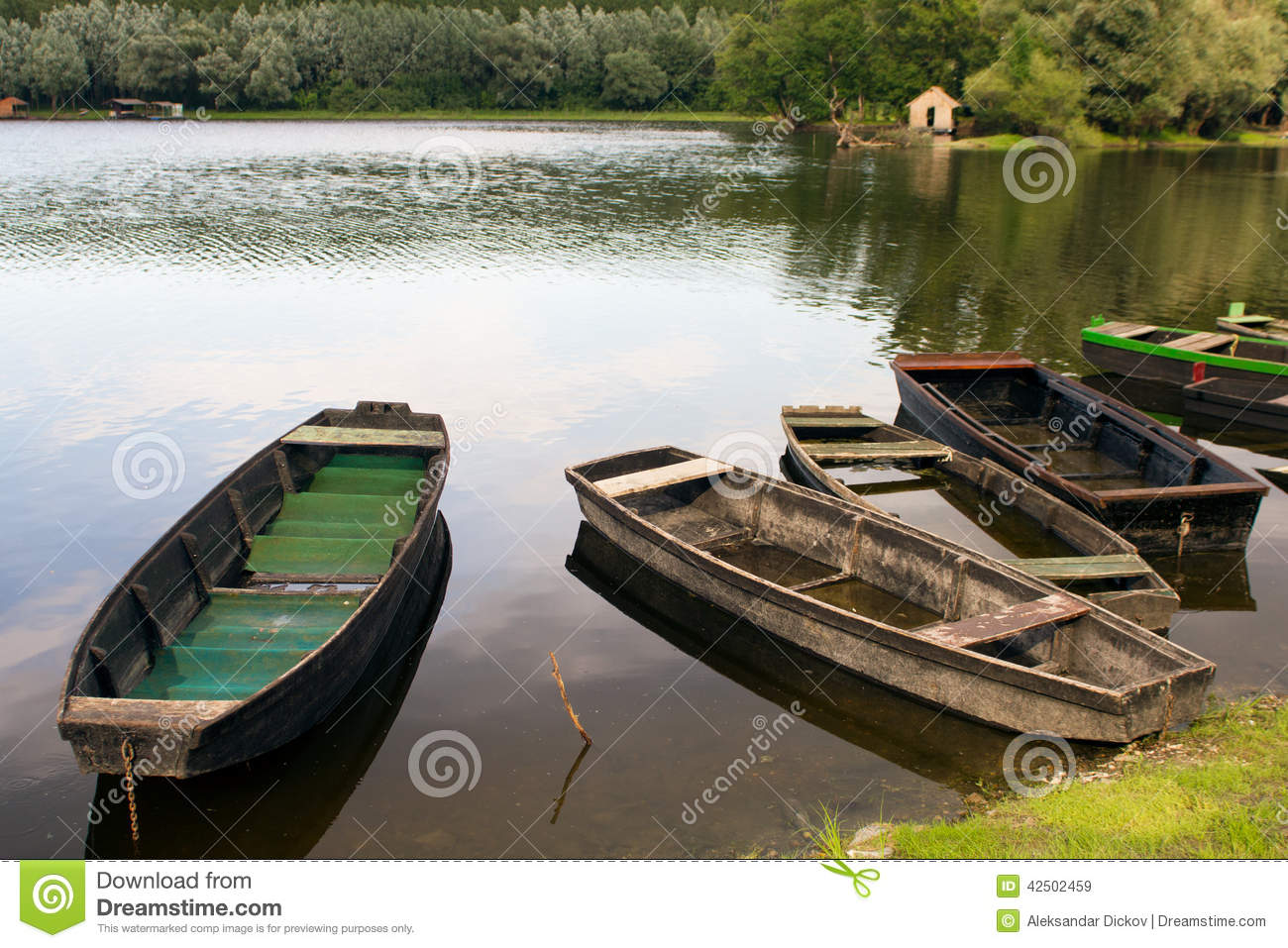Fishing boats stock photo image 42502459 for Fishing boat cost