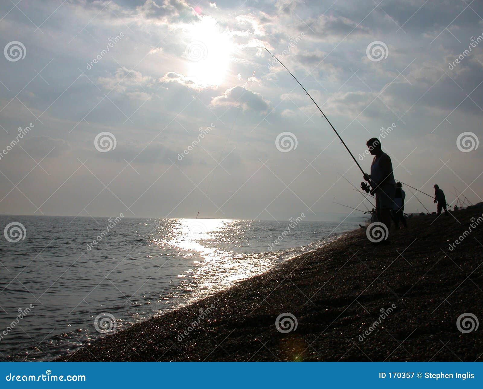 Fishing on the coast 1