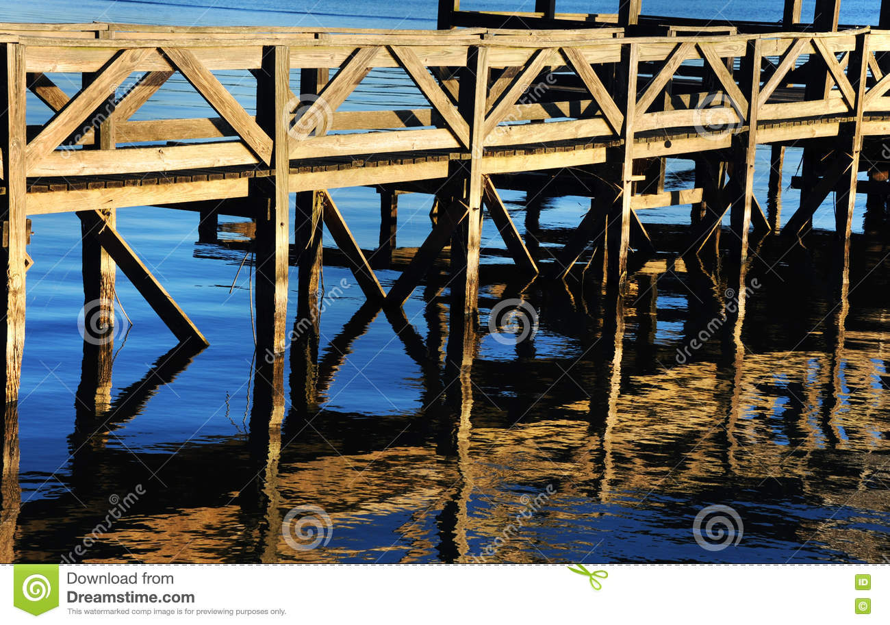 Fishing Dock on Chicot