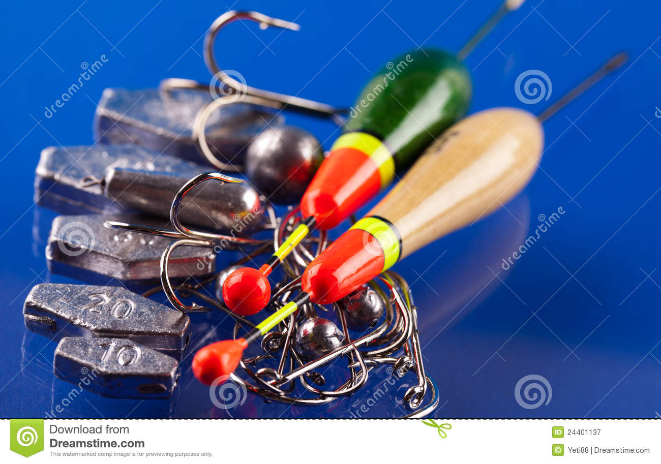Fishing equipment royalty free stock photography image for How to get free fishing gear