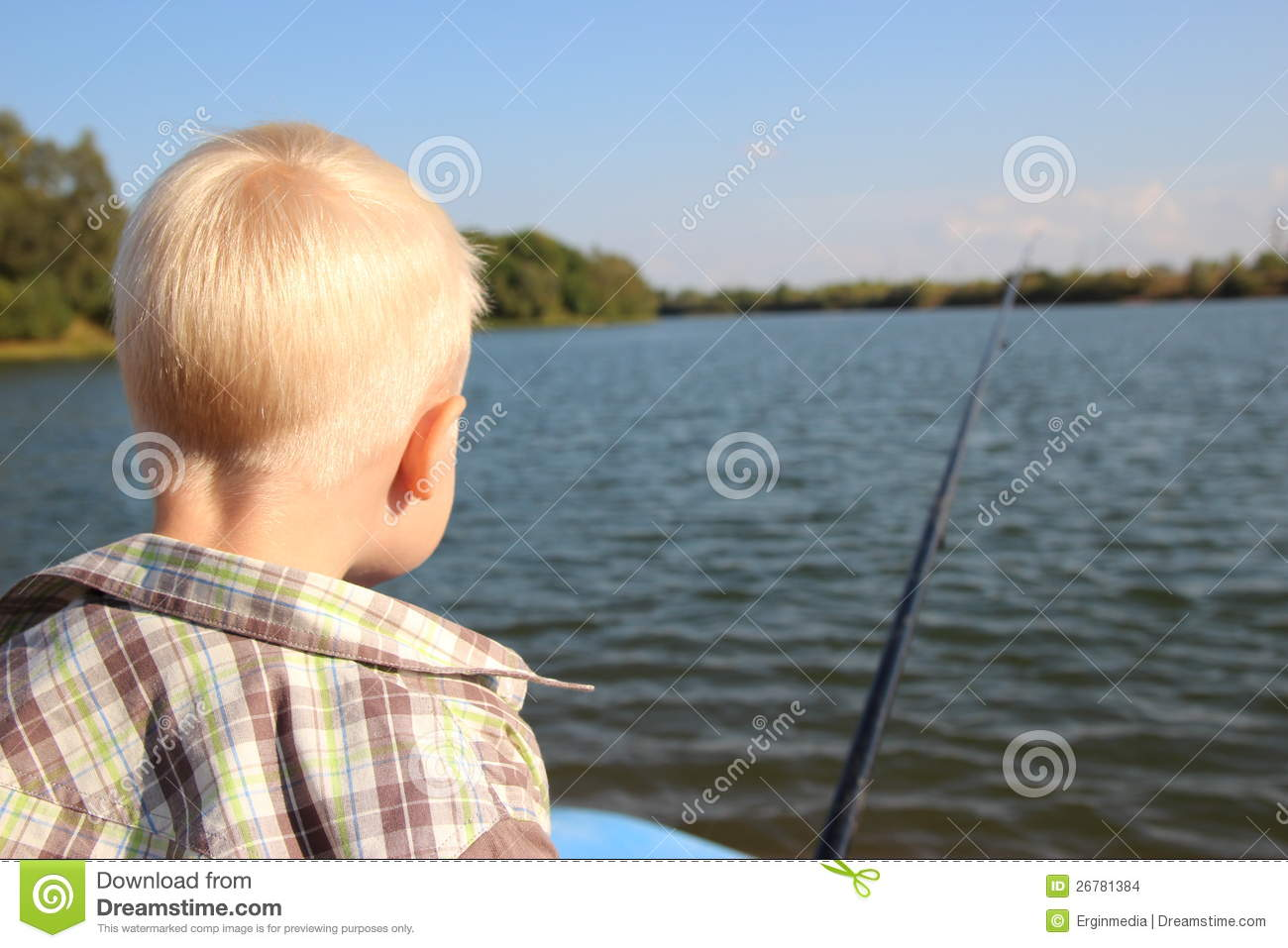 Fishing the little boy stock images image 26781384 for Little boy fishing