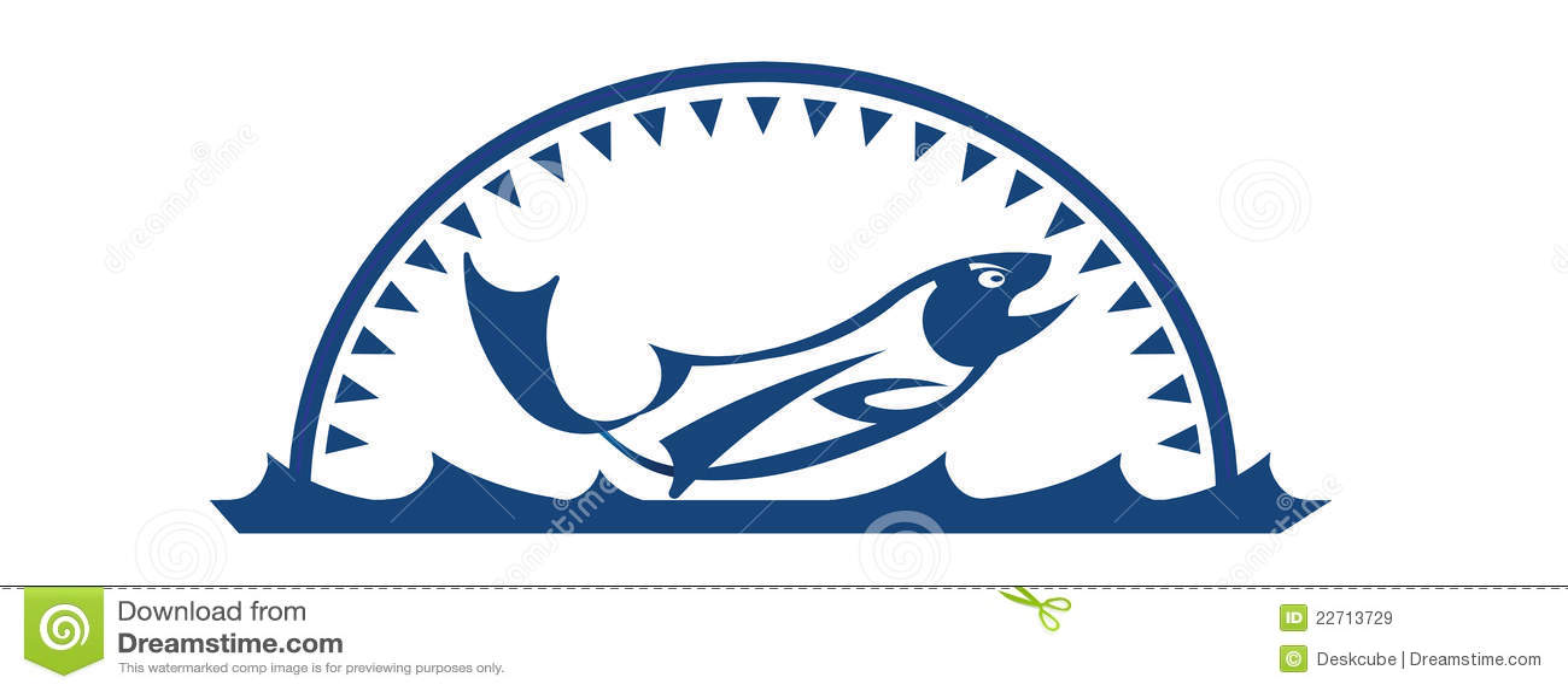 Fishing logo design - photo#22