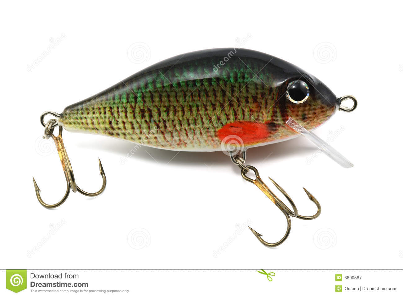 Fishing lure royalty free stock photography image 6800567 for Fishing times free