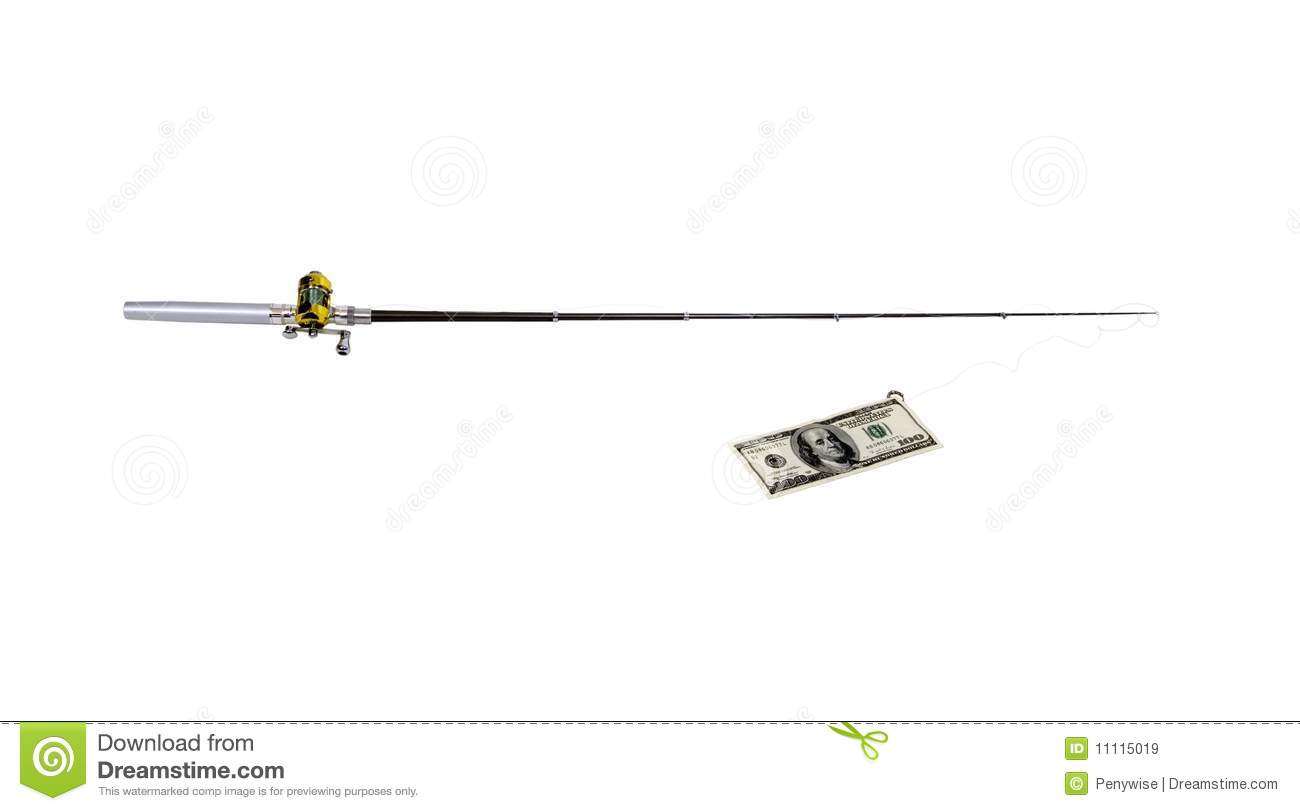 Fishing for money royalty free stock images image 11115019 for Fish for cash