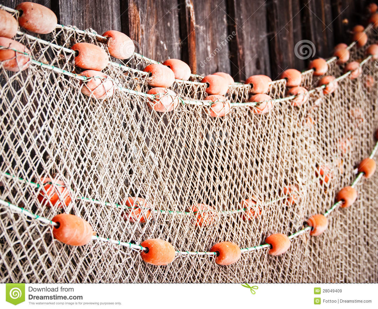 Fishing Net Royalty Free Stock Images - Image: 28049409