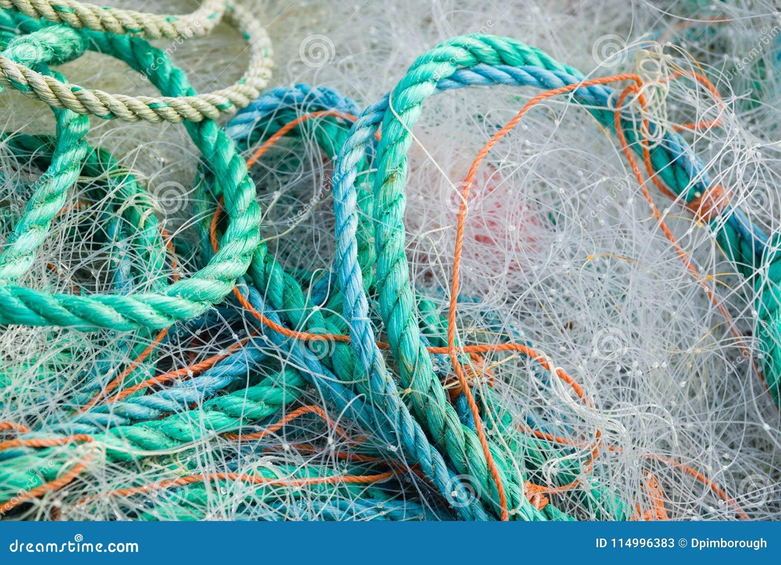 Fishing Nets and Debris
