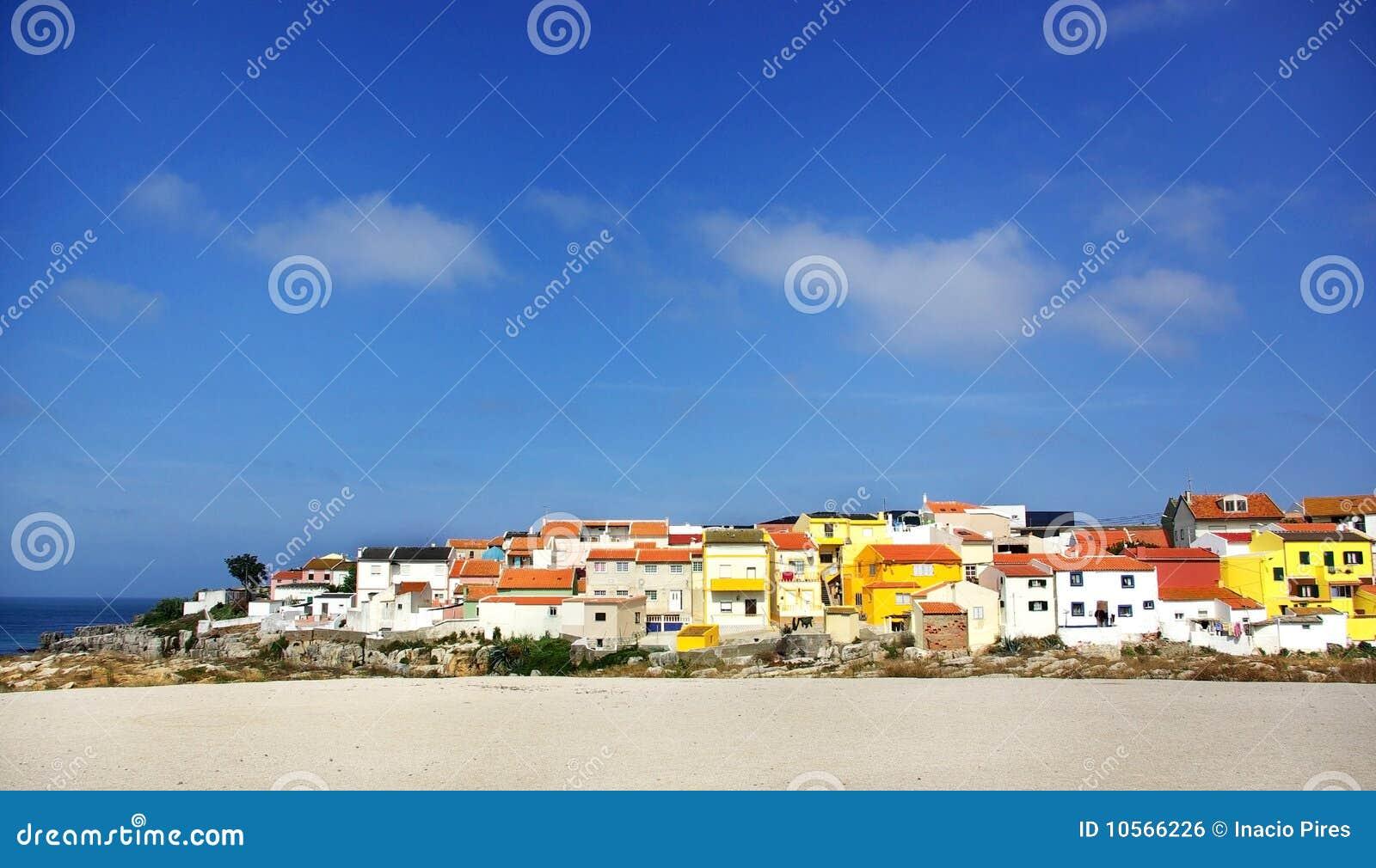 Fishing quarter, Peniche.