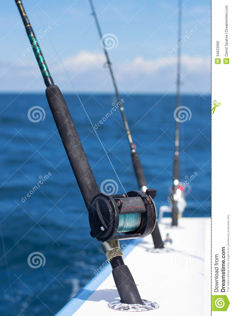 Fishing rods and reels stock photo image 34023360 for Best all around fishing rod