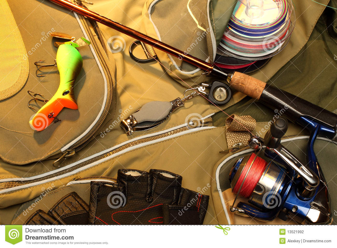 fishing tackle stock photography - image: 13521992, Hard Baits