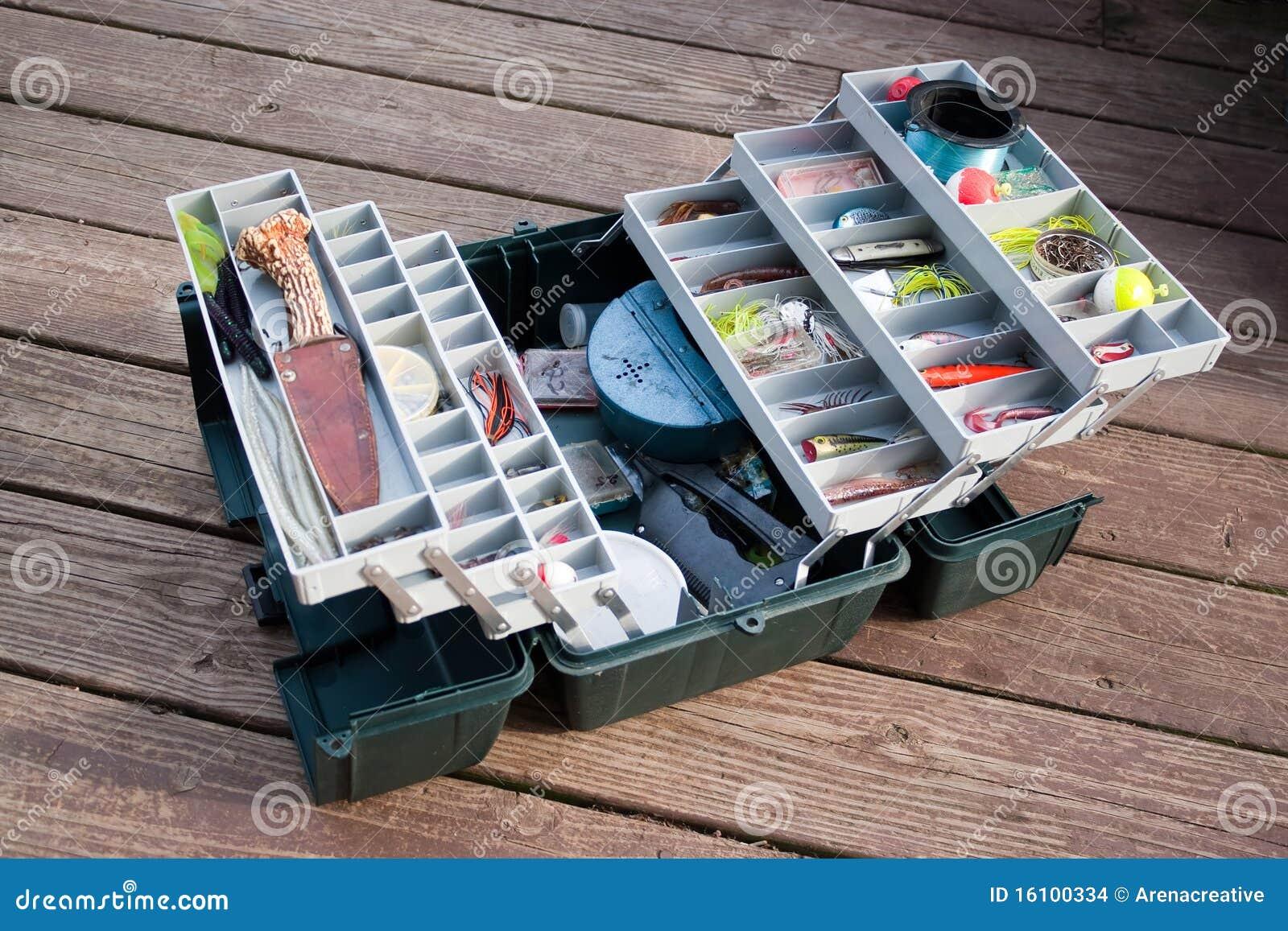 самодельные ящики для приманок