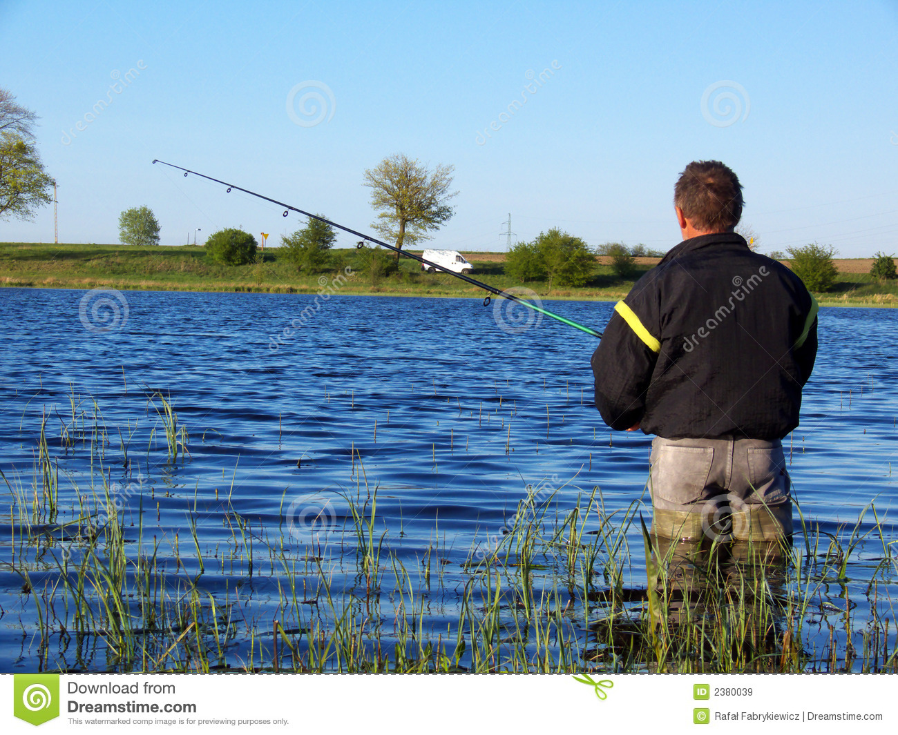 Fishing time royalty free stock images image 2380039 for Fishing times free