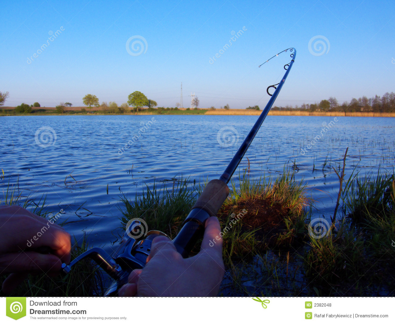 Fishing time royalty free stock photos image 2382048 for Fishing times free