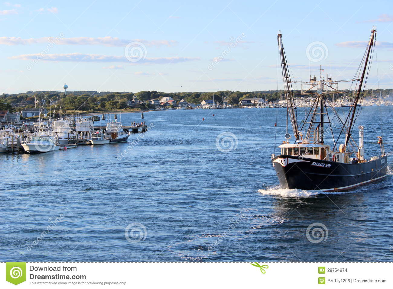 Fishing trawler going out for the day september 15th 2012 for Fishing in rhode island