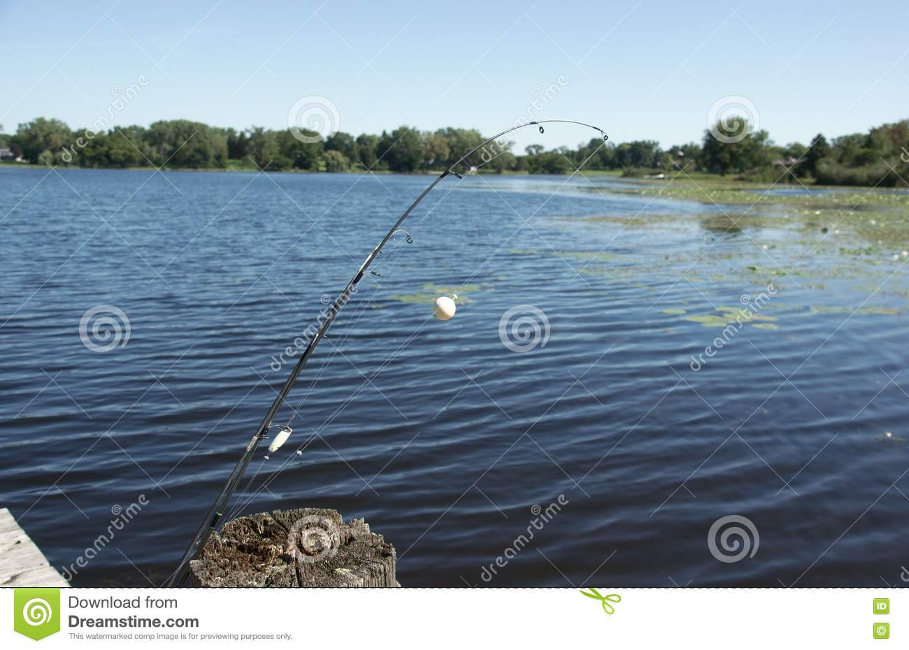 Fishing vacation in illinois stock images image 21313974 for Fishing lakes in illinois