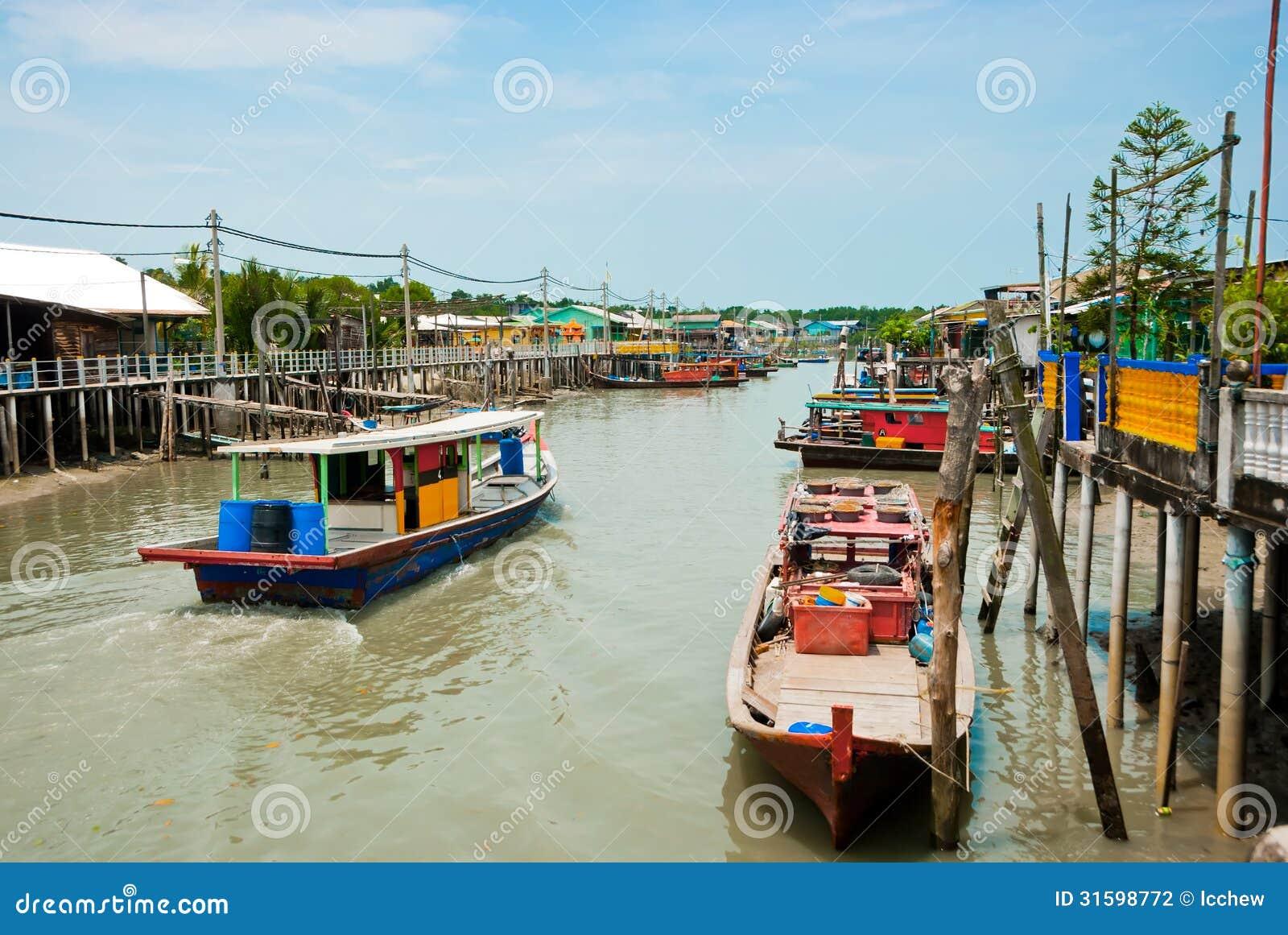 12 >> Fishing Village, Pulau Ketam, Malaysia