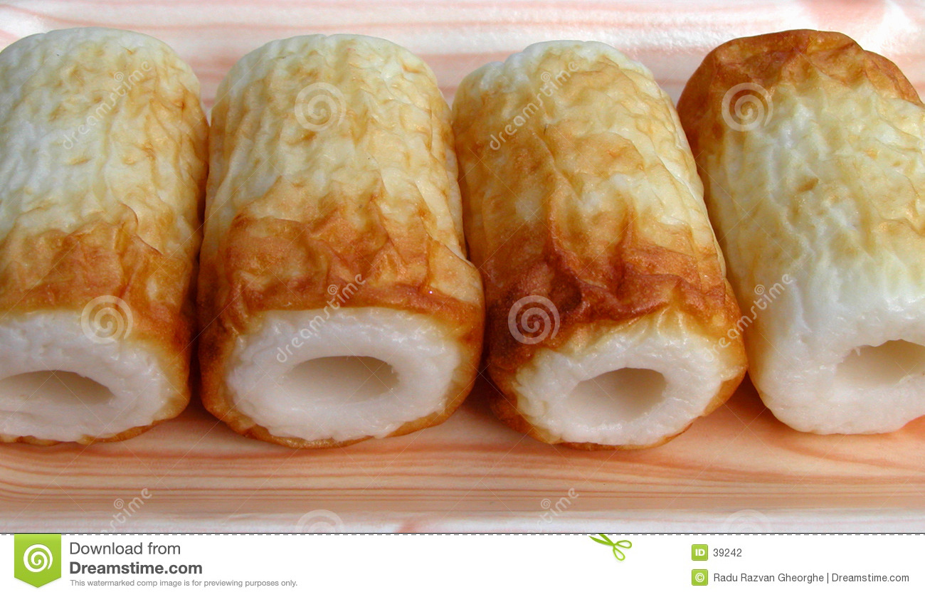 Fishroll Kuchen