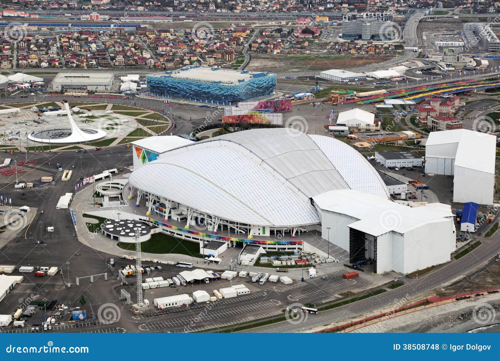 Fisht Olimpic stadium