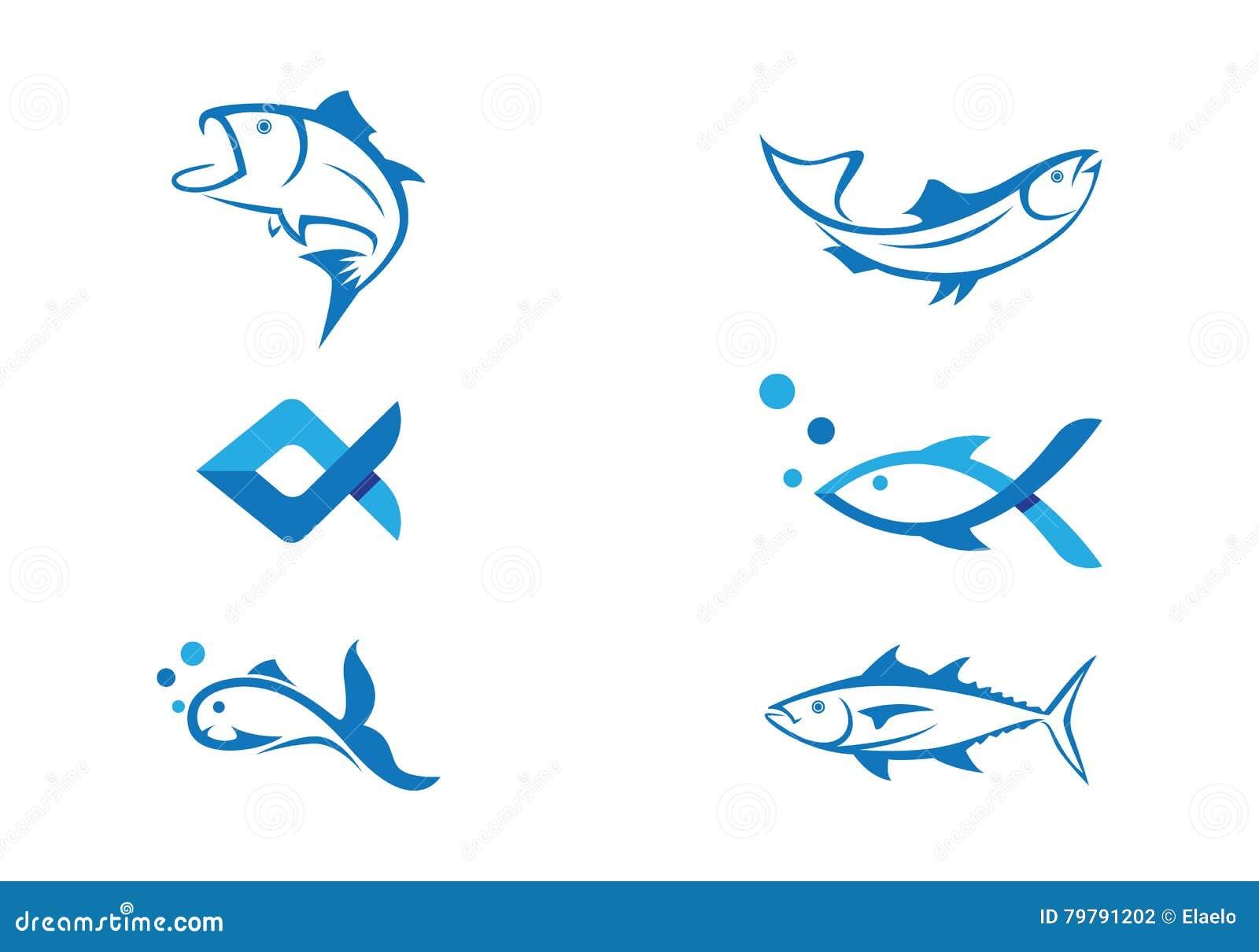 Fisk Logo Template