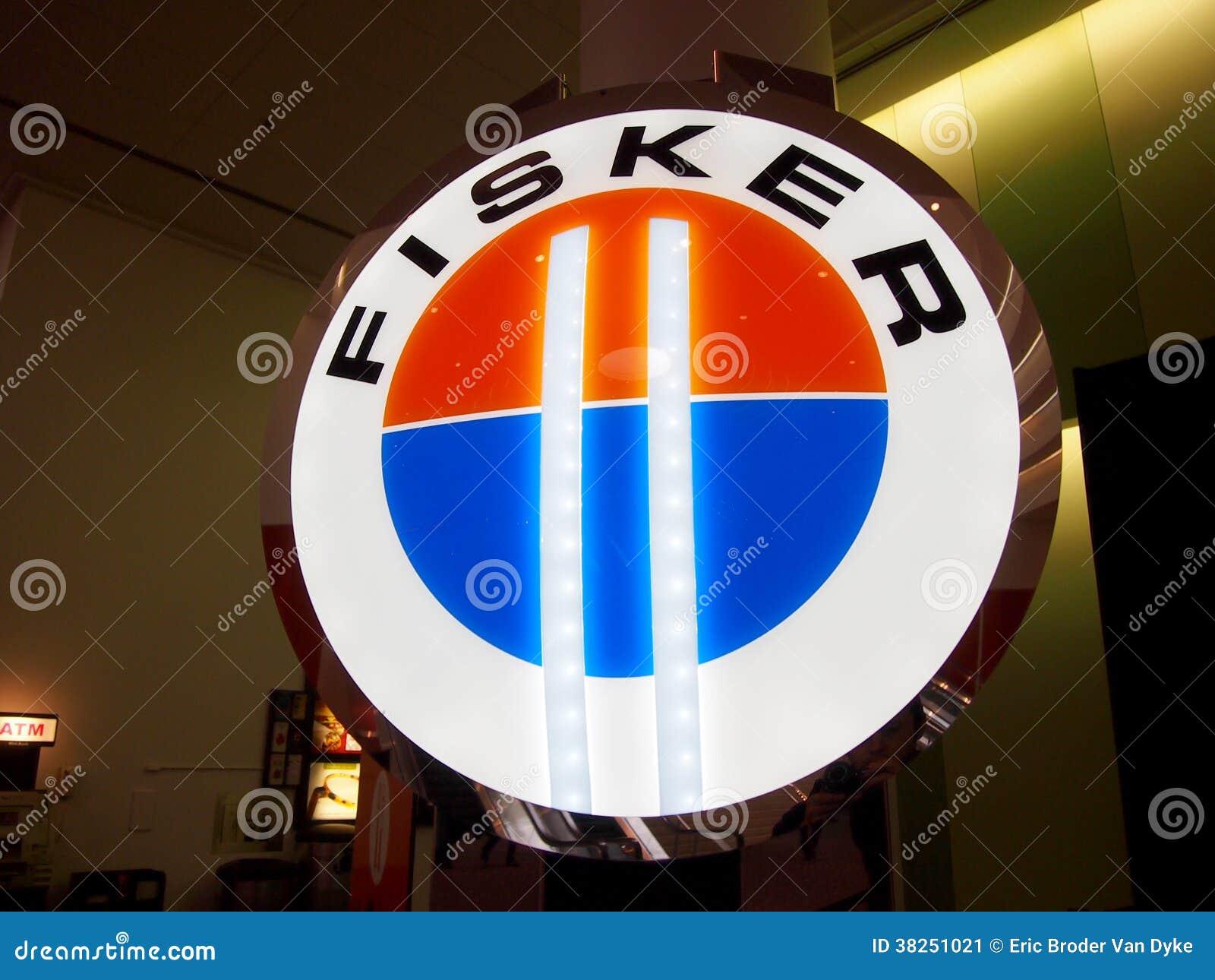 Fisker汽车商标
