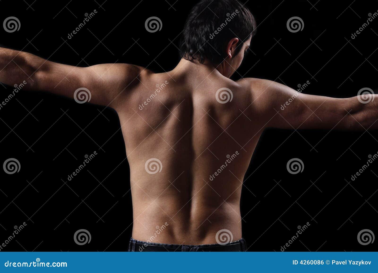 Guys with nice backs