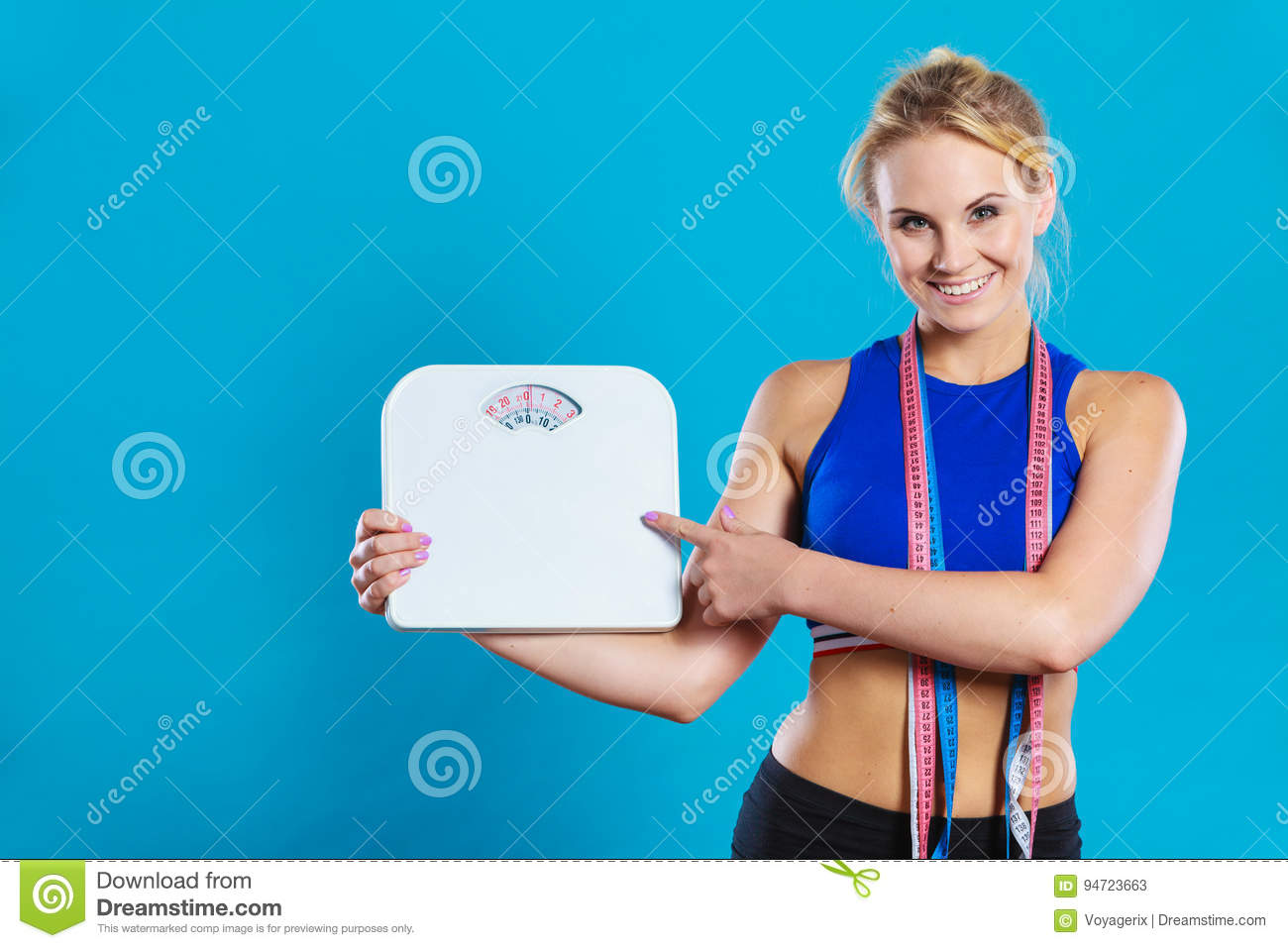 Background image scale to fit - Fit Fitness Measure Scale