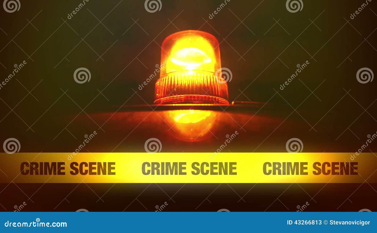8e0f9d91f Fita Amarela Da Faixa Da Cena Do Crime E Luz De Piscamento E Revolvendo  Alaranjada Fita Da Polícia Da Cena De Assassinato Video Estoque - Vídeo de  girar