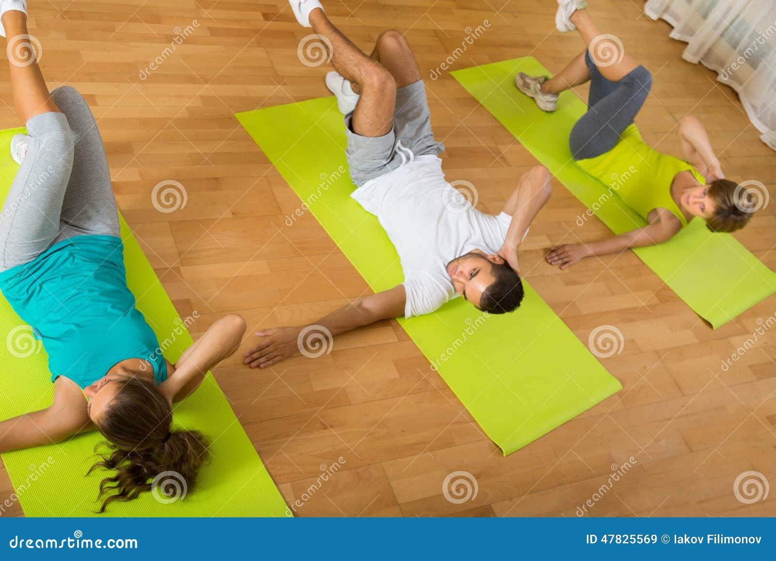 having fitness