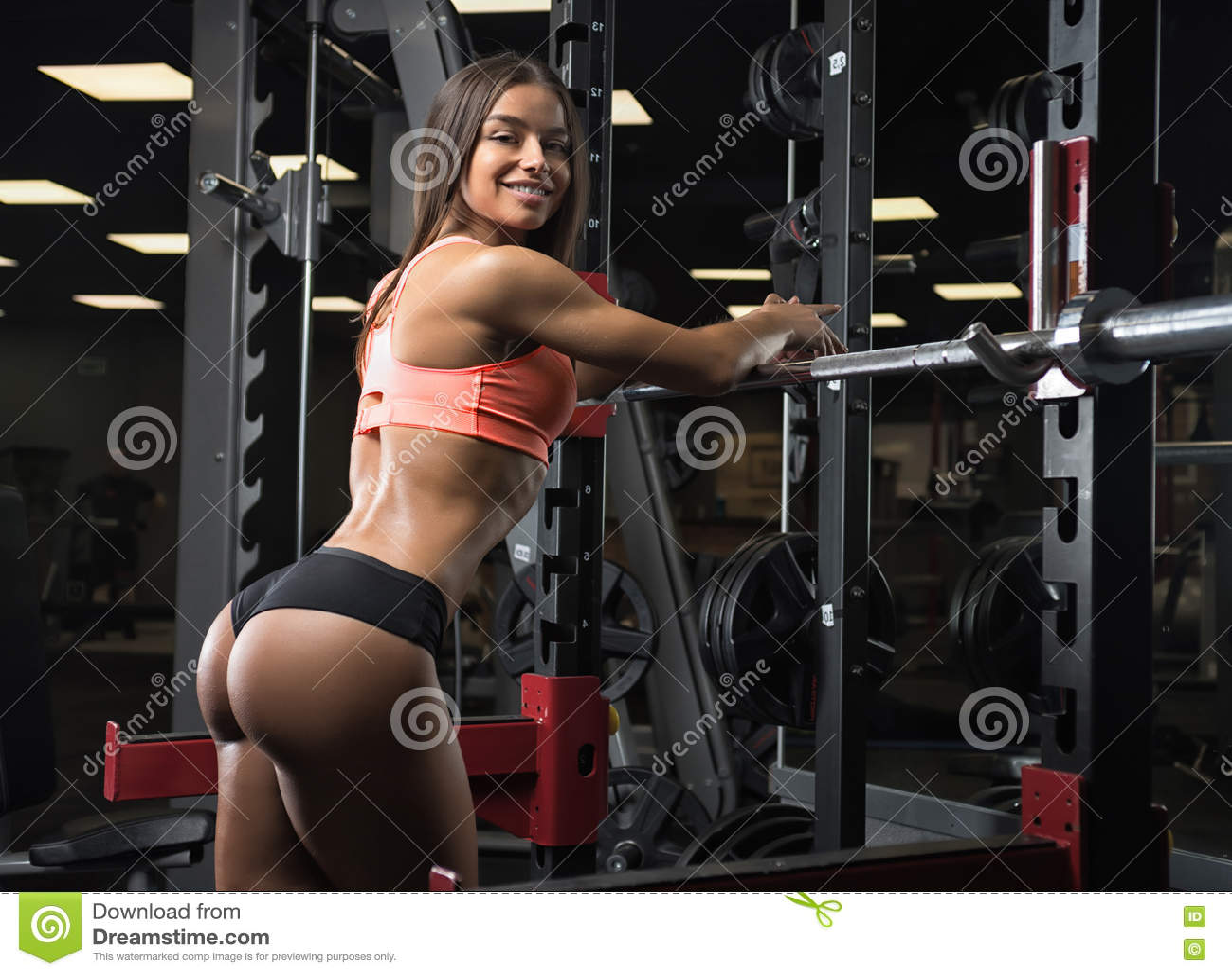 hottest gym girls