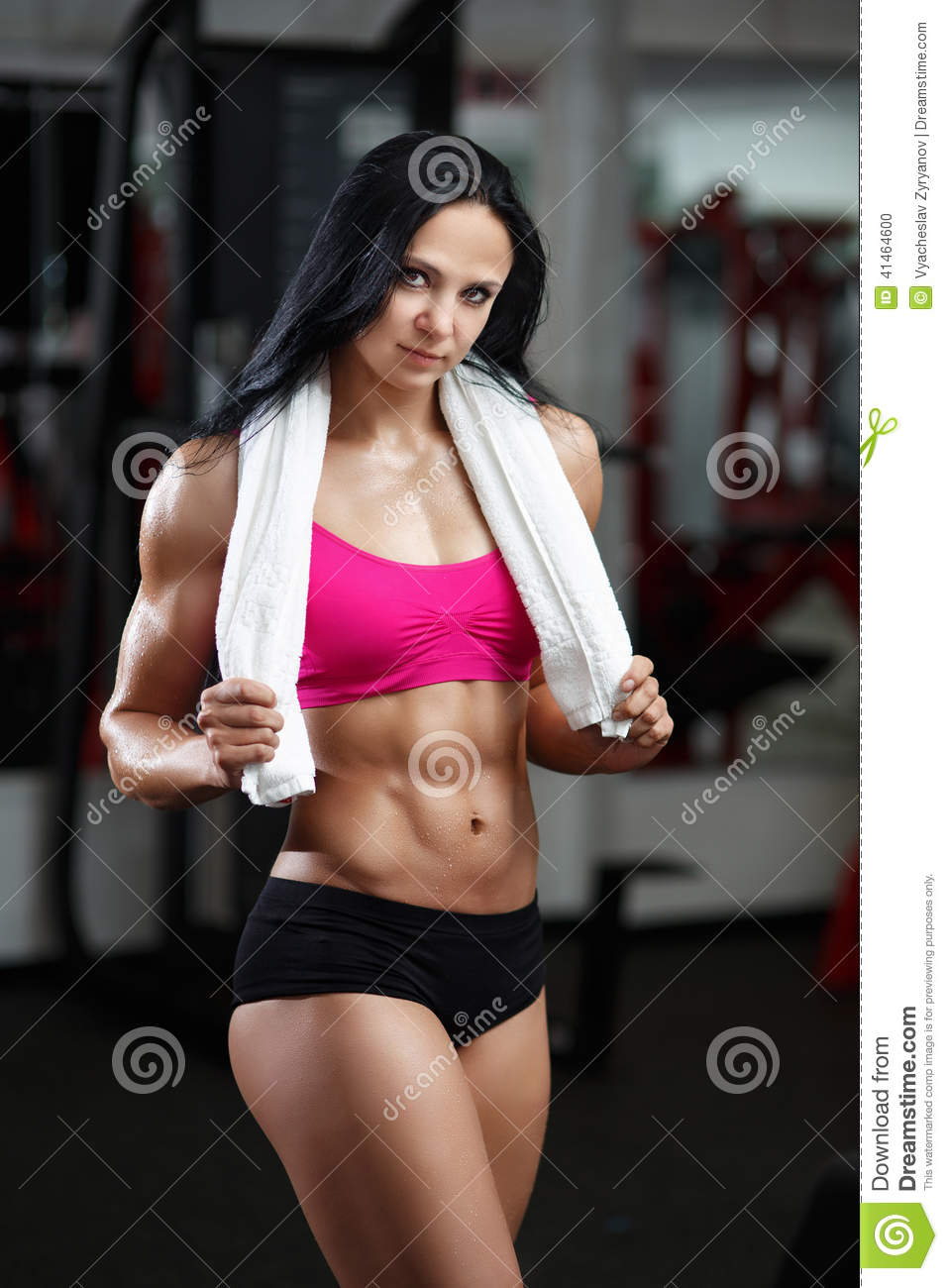 girl workout sexy Hot