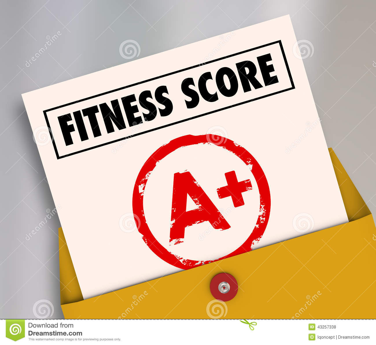 Physical Strength: Fitness Score A+ Plus Top Grade Rating Review Evaluation
