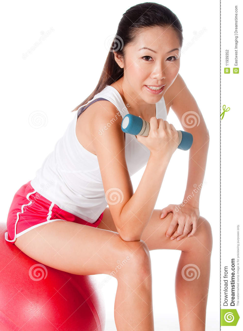 Fitness Woman Stock Photography Image 11939352