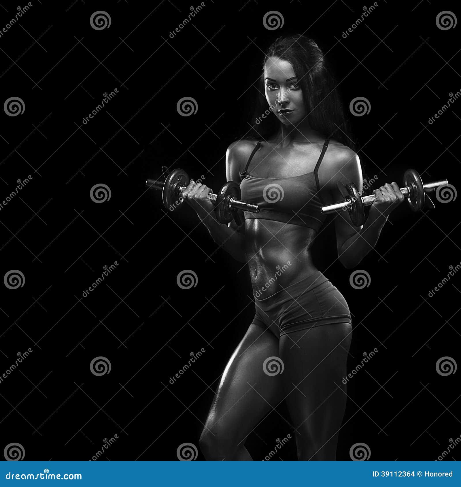 Fitnesschoonheid