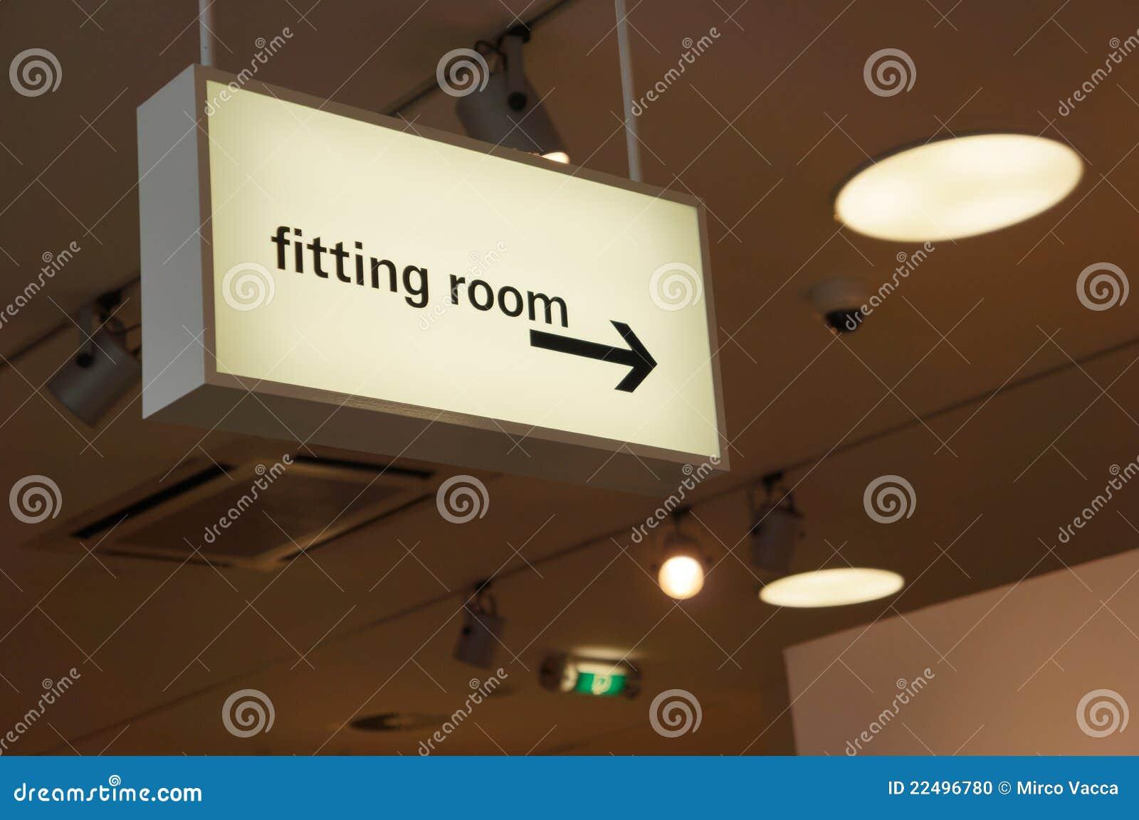 Fitting Room Design