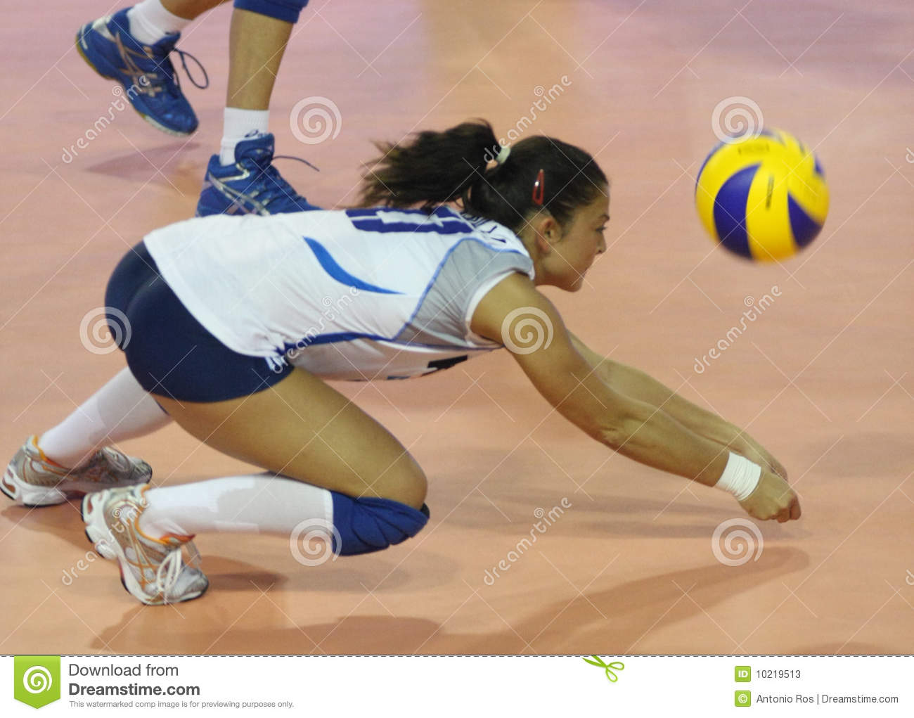 Download FIVB WOMEN'S VOLLEYBALL CHAMPIONSHIP - ITALY Editorial Stock Photo - Image of paola, ball: 10219513