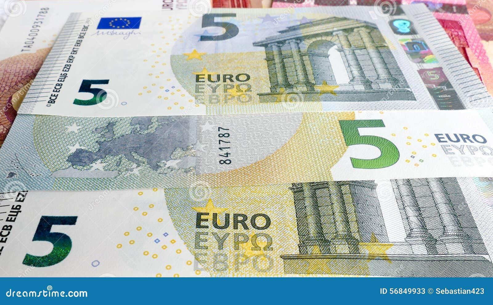 Deposito minimo 5 euro