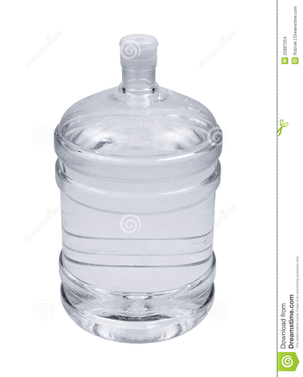Five Gallon Water Jug Stock Photo Image Of Purified